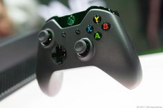 Xbox One controller: Button-mashing goodness designed to last a decade