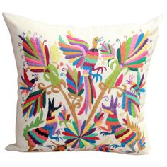 Otomi Tenago Pillow on AHAlife