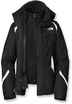 The North Face Kira Triclimate 3-in-1 Insulated Jacket - Women's - Free Shipping at REI.com