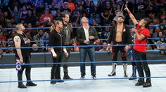 SmackDown 5/23/17: The Money in the Bank Ladder Match participants get fired up