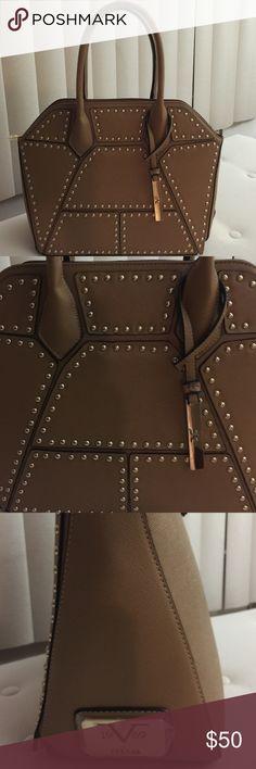 Italian leather handbag. $price is firm$ Brand new never worn beautiful camel color Italian handbag. Bags Shoulder Bags
