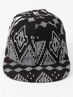 American Apparel - The Tribal Printed Cap