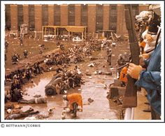 On September 13, 1971 the Attica Prison Riot ended when State Troopers and the National Guard overcame the prisoners with tear gas and fired shotguns into the smoke. By the time the facility was retaken, nine hostages and 29 inmates had been killed, with a tenth hostage dying later. The aftermath of the riot called for prison reform, especially in the treatment of minority inmates who were becoming a majority in several state correctional facilities across America. #TodayInBlackHistory