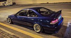 Honda Civic 2005, Honda Civic Coupe, Slammed Cars, Jdm Cars, Corolla Xrs, Civic Jdm, Honda S, Car Goals, Import Cars