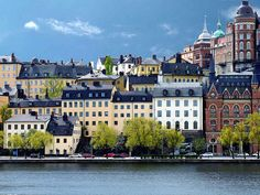 Stockholm, Sweden-my dad used to always go there for work and I have always wanted to go!
