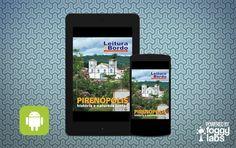 Plataforma de Revistas Digitais Agora para Smartphone Android