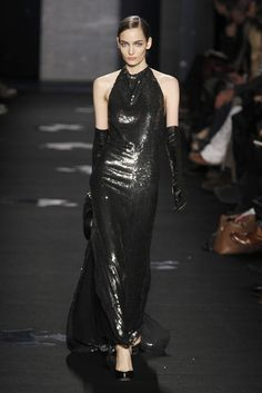 Shimmer and shine from DVF RTW Fall '12
