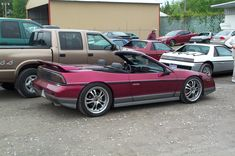 Pontiac Fiero Gt, Gm Car, Nice Cars, Cars Motorcycles, Dream Cars, 1980s, Classic Cars, Automobile, Muscle