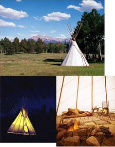 Daryl Hannah's eco green earth friendly products for sustainable living - Fantasy Play Things - most gorgeous + rock solid tipi