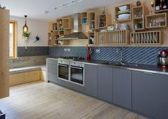 5osA: [오사] :: *런던 누크 하우스- Mustard Architects exploits corners and crevices in Nook House renovation