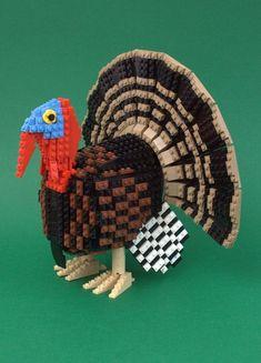 Tommy Turkey : A LEGO® creation by DeTomaso Pantera