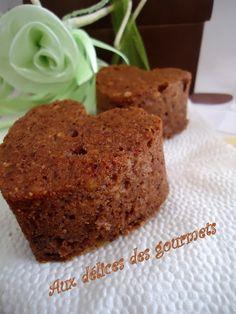 Aux délices des gourmets: BROWNIES AU CHOCOLAT ET AUX RAISINS SECS