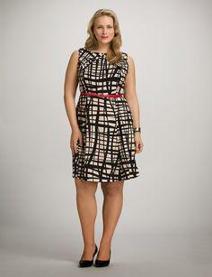 Moda para gorditas : Increibles vestidos de moda para gorditas