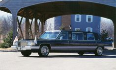 1992 Cadillac Diplomat Limousine by Limousine Werks