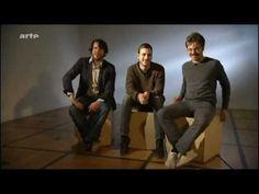 ▶ ARTE Tracks (Jan. 2012) – Brandt Brauer Frick (6:14)
