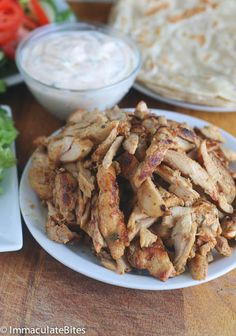 African Style Shawarma- Tender spiced chicken that you just have to try . Paired with soft flaky chapati and spicy mayonnaise