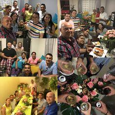 Hoy dogs - Pijama - Wisky - Karaoke - Desayuno - Amigos 13-14/05/2016