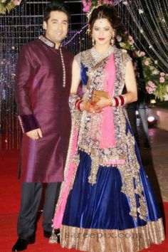 Dec 27-28, 13: TV Actor Aamna Sharif weds Producer Amit Kapoor