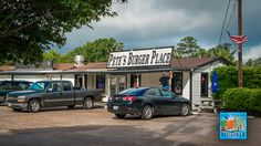 Pete's Burger Place in Porter comes highly recommended. - HKA Texas