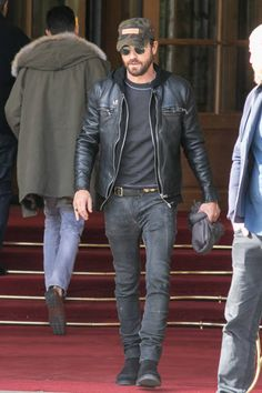 65490dbbbf3 Actor Justin Theroux is seen on March 2018 in Paris