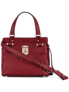 VALENTINO Valentino Garavani Hooky Tote. #valentino #bags #shoulder bags #hand bags #leather #tote #
