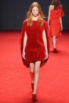 Viktor & Rolf Fall 2014 Couture Fashion Show - Dani Witt (Next)