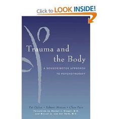 """Psychological trauma profoundly affects the body, often disrupting normal physical functioning when left unresolved. """"Trauma and the Body"""" provides a detailed review of research in neuroscience, trauma dissociation and attachment theory that points to the need for an integrative mind-body approach to trauma. Readers are instructed in practical techniques that will help clients deal with trauma."""