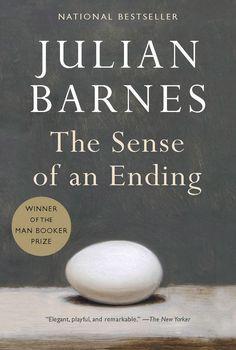 <i>The Sense of an Ending</i> by Julian Barnes