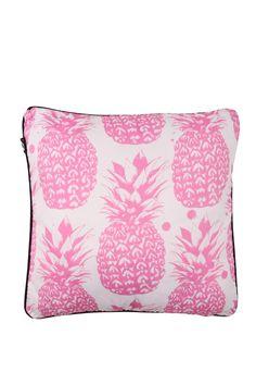Pink Pineapple Cushion $19.95 | Typo