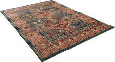 Orientteppich »Leonie«, Theko, rechteckig, Höhe 10 mm