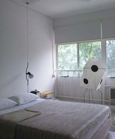 I want that Noguchi lamp badly. Photo by Richard Powers