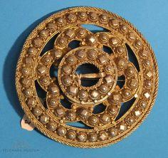 Telemark Museum Gull, Museum, Brooch, Jewelry, Jewlery, Jewerly, Brooches, Schmuck, Jewels