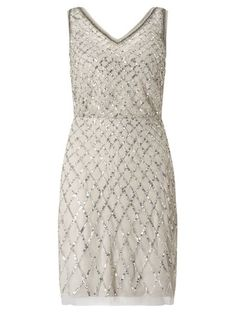 8c401a5f8ec8 51 Best Ania's bridesmaids images | Beaded dresses, Beads clothes ...