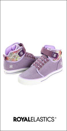 Royal Elastics Medio #hightops #hitops #purple #kicks