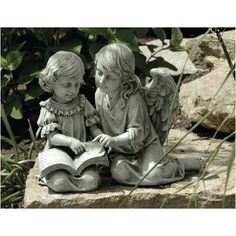 Loving This U0027I Am With Youu0027 Angel Memorial Garden Figurine On #zulily!  #zulilyfinds | Angels U0026 Children | Pinterest | Garden Figurines And Angel