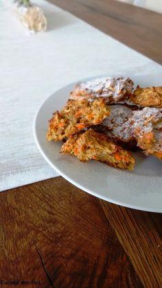 Karottenkekse - vegan und gesund