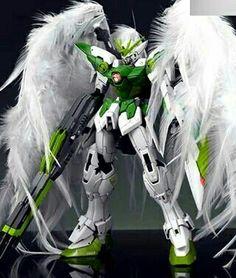 Wing Zero Custom