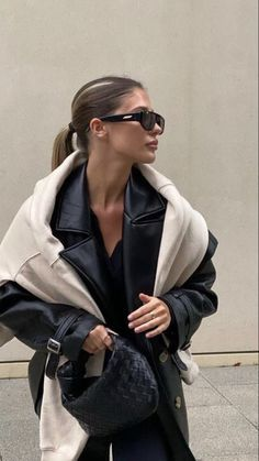 Mode Simple, Copenhagen Style, Autumn Style, Spring And Fall, Fall Looks, Smart Casual, Capsule Wardrobe, Outfit Of The Day, Winter Outfits