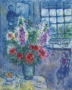 L'Atelier (1976) - Marc Chagall