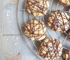 Biscotti al cocco e cioccolato senza glutine