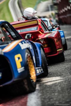 We Captured the Color of Spa 24-Hour Classic - Photography by Rémi Dargegen for Petrolicious
