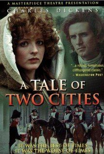 A Tale of Two Cities ~ my new fav movie. Sydney Carton is my ultimate favorite Dickens character now and forever...