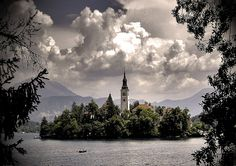 bled's lake Lake Bled, What A Wonderful World, Wonders Of The World, River, Slovenia, Outdoor, Beautiful, Flowers, Outdoors