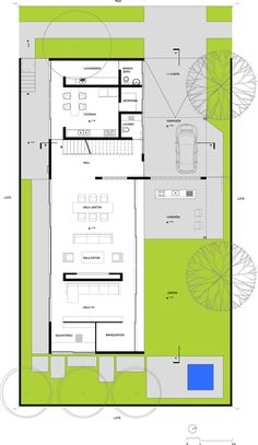 Image 20 of 22 from gallery of House G16 / Mira Arquitetos. plan 03