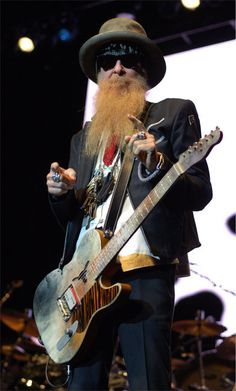 43 Year Later, ZZ Top Keeps Rocking On