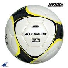 5ae5ba7d3e50 Champro Performance Series Hand- Stitched Soccer Ball