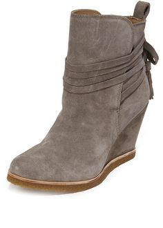 Splendid Tabitha Wedge Booties