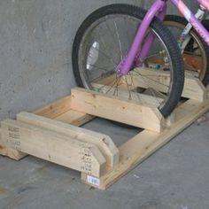 Acomodar bicicletas