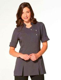 Uu Staff Uniforms, Medical Uniforms, Work Uniforms, Salon Uniform, Spa Uniform, Hotel Uniform, Uniform Ideas, Corsage, Beauty Tunics