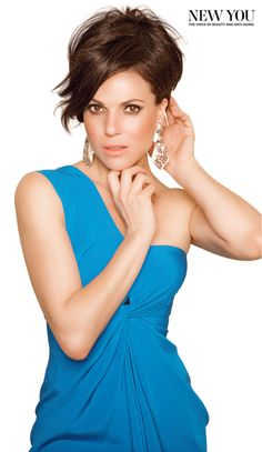 Lana Parrilla: the Evil Queen on Once Upon a Time